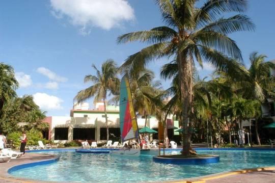 Отель Hotel Islazul Club Tropical(Ex.club Amigo Tropical) 3*,  - фото 4