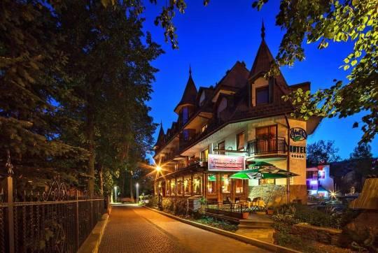 Отель Litwor Hotel Zakopane *,  - фото 7