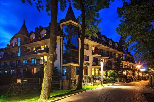 Отель Litwor Hotel Zakopane *,  - фото 1