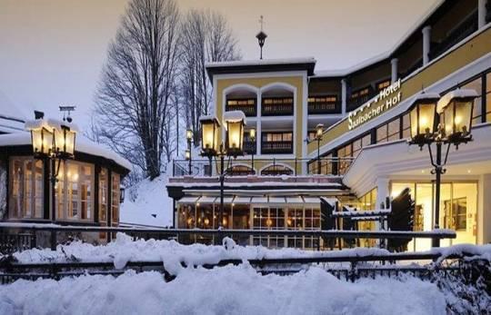 Отель Hotel Saalbacher Hof 4*,  - фото 5