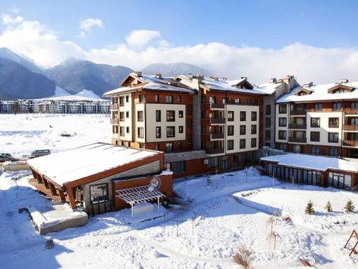 Отель Murite Club Hotel (ex.White Fir Valley) 4*,  - фото 1