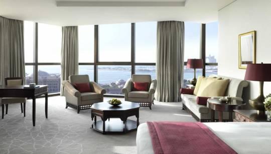 Отель Bab Al Qasr Hotel *,  - фото 7