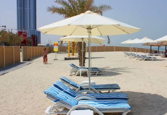 Отель Ramada Hotel & Suites Ajman 4*,  - фото 3