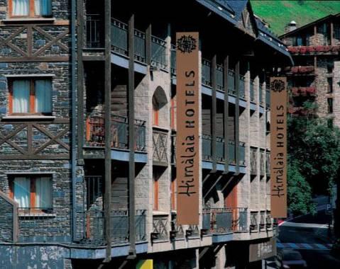 Отель Himalaia Soldeu 4*,  - фото 3
