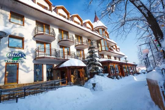 Отель Litwor Hotel Zakopane *,  - фото 2