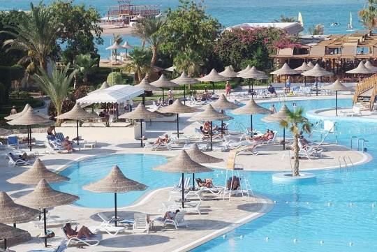 Отель Azur Club 4*, Абзаково - фото 2