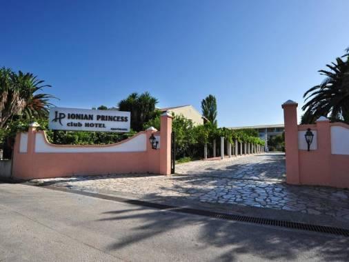 Отель Греция, Корфу, Ionian Princess 4* *,  - фото 1