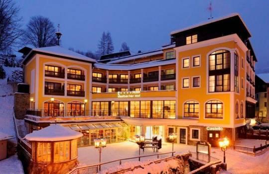 Отель Hotel Saalbacher Hof 4*,  - фото 1