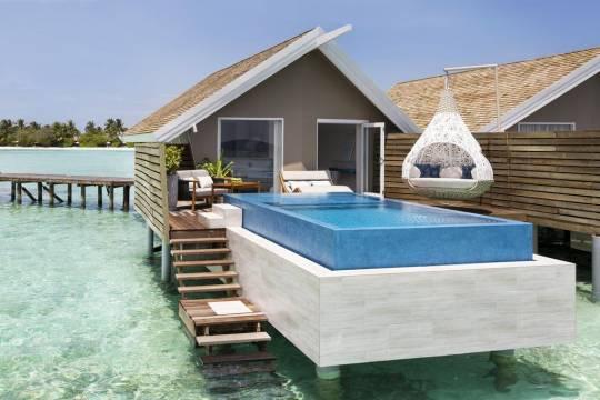 Отель Lux* South Ari Atoll Delux 5* *,  - фото 12