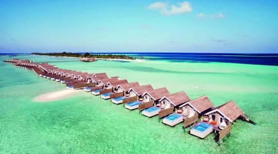Отель Lux* South Ari Atoll Delux 5* *,  - фото 1