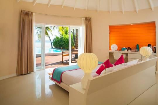 Отель Sun Aqua Vilu Reef Maldives 5* *,  - фото 2