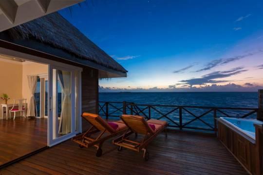 Отель Sun Aqua Vilu Reef Maldives 5* *,  - фото 3