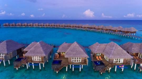 Отель Sun Aqua Vilu Reef Maldives 5* *,  - фото 4