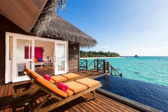 Отель Sun Aqua Vilu Reef Maldives 5* *,  - фото 7