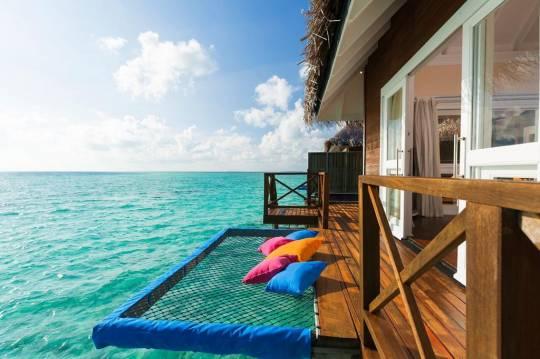 Отель Sun Aqua Vilu Reef Maldives 5* *,  - фото 8