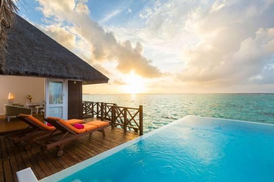 Отель Sun Aqua Vilu Reef Maldives 5* *,  - фото 9