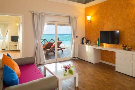 Отель Sun Aqua Vilu Reef Maldives 5* *,  - фото 10
