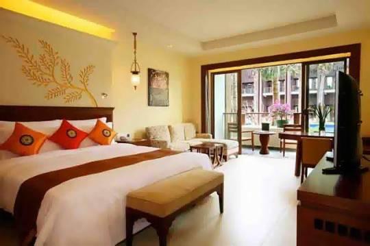 Отель Pullman Sanya Yalong Bay Resort & SPA 5*,  - фото 2