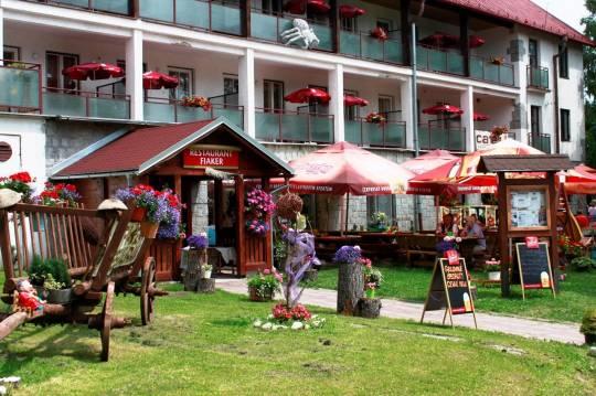 Отель Pansionat Zora 2*,  - фото 10