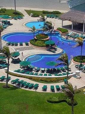 Отель Jw Marriot Cancun Resort & Spa 5*, Канкун, Мексика 5*,  - фото 2