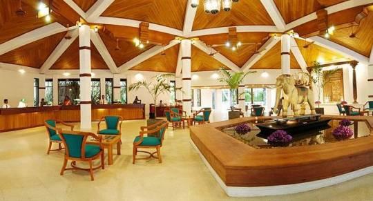 Отель Tangerine Beach 4*,  - фото 1