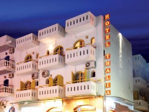 Отель Греция, о. Крит, Thalia 3* *,  - фото 1