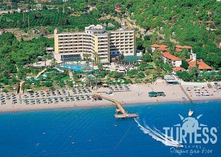 Отель Kilikya Resort Camyuva (Ex. Elize Resort) 5*,  - фото 1