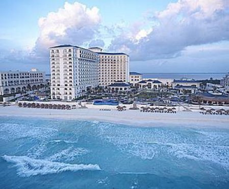Отель Jw Marriot Cancun Resort & Spa 5*, Канкун, Мексика 5*,  - фото 1