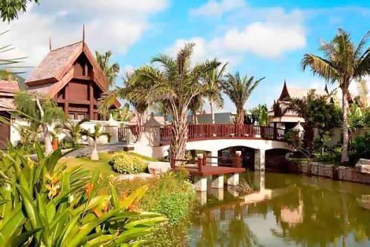 Отель Pullman Sanya Yalong Bay Resort & SPA 5*,  - фото 9