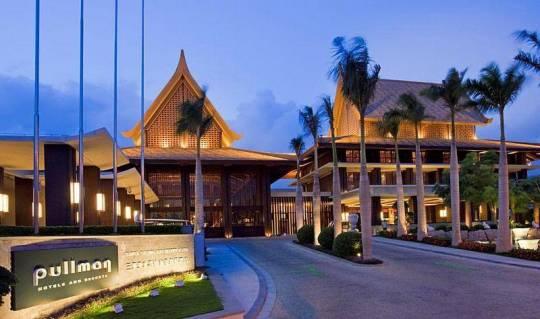 Отель Pullman Sanya Yalong Bay Resort & SPA 5*,  - фото 13