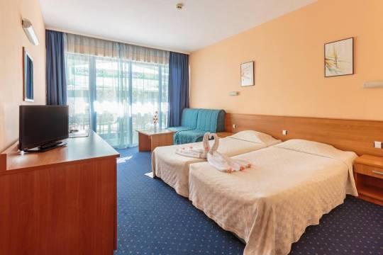 Отель Aquamarine Sunny Beach 4*,  - фото 9