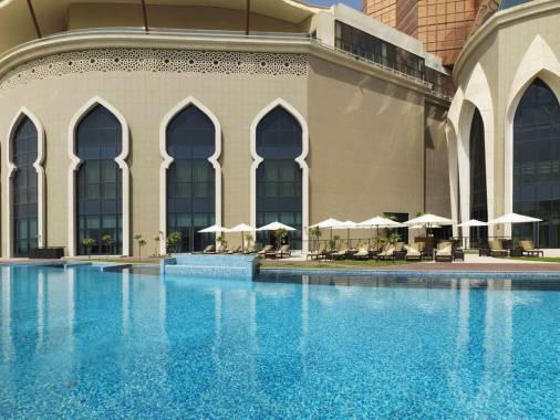 Отель Bab Al Qasr Hotel *,  - фото 23