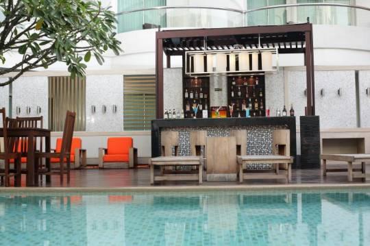 Отель A-One Pattaya Beach Resort 4*,  - фото 2