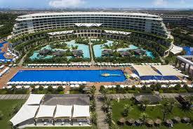 Отель Maxx Royal Belek 5* Лучший отель Турции,1166 eur Раннее Бронирование с апреля 2020 *,  - фото 1