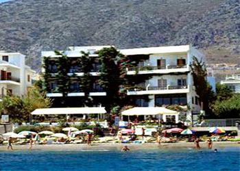 Отель Греция, о. Крит, Flisvos Beach Hotel 3 * *,  - фото 1