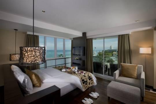 Отель A-One Pattaya Beach Resort 4*,  - фото 8