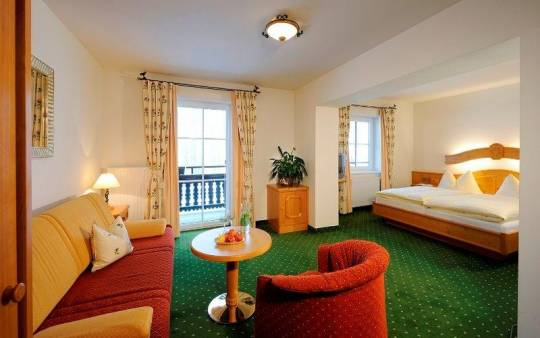 Отель Hotel Saalbacher Hof 4*,  - фото 15