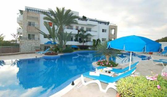 Отель Марокко, Агадир, Appart Hotel Tagadirt UNK *,  - фото 1