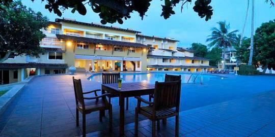 Отель Citrus Hikkaduwa (Ex. Amaya Reef) 3*,  - фото 1