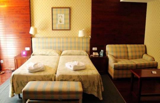 Отель Ahotels Piolets & Spa 4*,  - фото 6