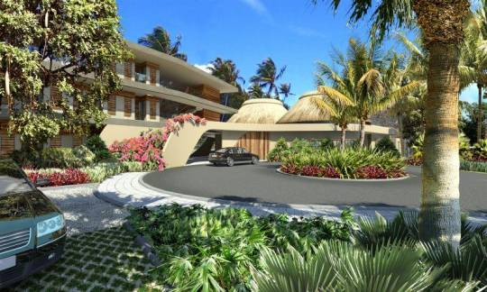 Отель Centara Poste Lafayette Resort&spa Mauritius 4*,  - фото 1