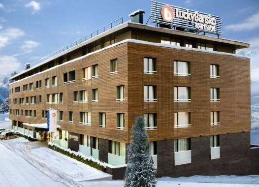 Отель Lucky Bansko 4*,  - фото 2