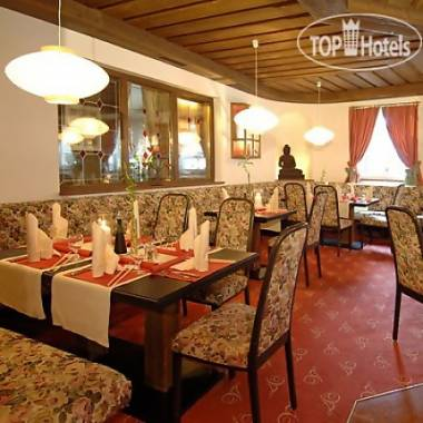 Отель Alpenhotel Saalbach 4*,  - фото 8