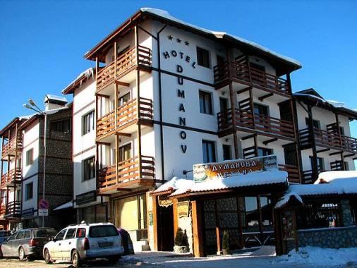 Отель Dumanov Hotel 3*,  - фото 1