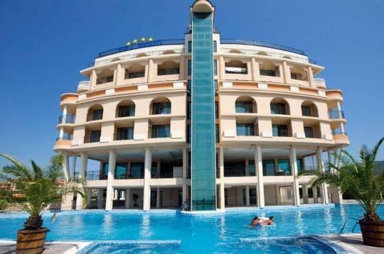 Отель Болгария, Святой Влас, Sea Wind 4* *,  - фото 1