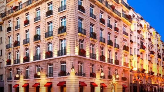 Отель Bristol / Weekend , Экскурсионный тур - Франция, Франция 2*,  - фото 1