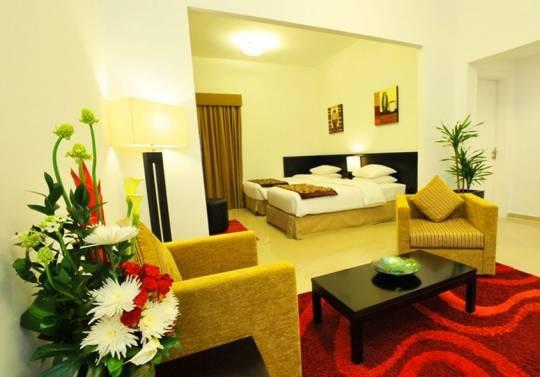 Отель Ramada Hotel & Suites Ajman 4*,  - фото 4