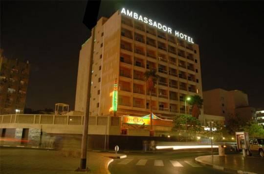 Отель Ambassador Hotel 3*,  - фото 3