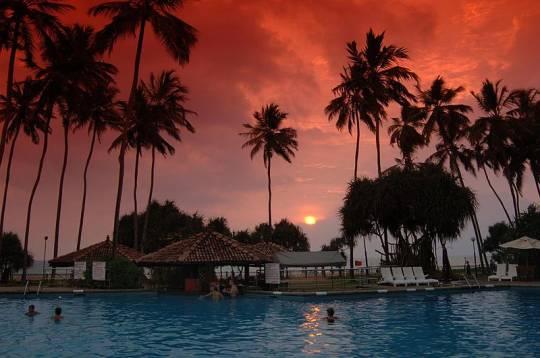 Отель Tangerine Beach 4*,  - фото 4