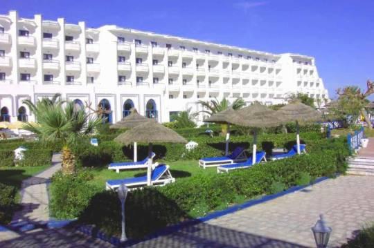 Отель Тунис, Монастир, Chiraz Thalasso 3*+ *,  - фото 1